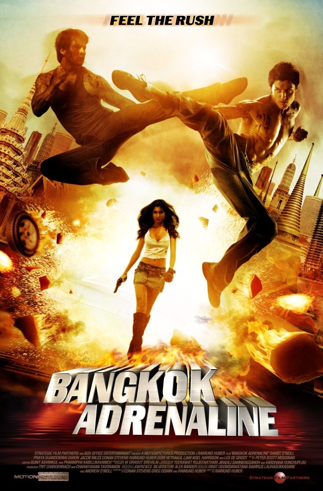 Bangkok Adrenaline - key art