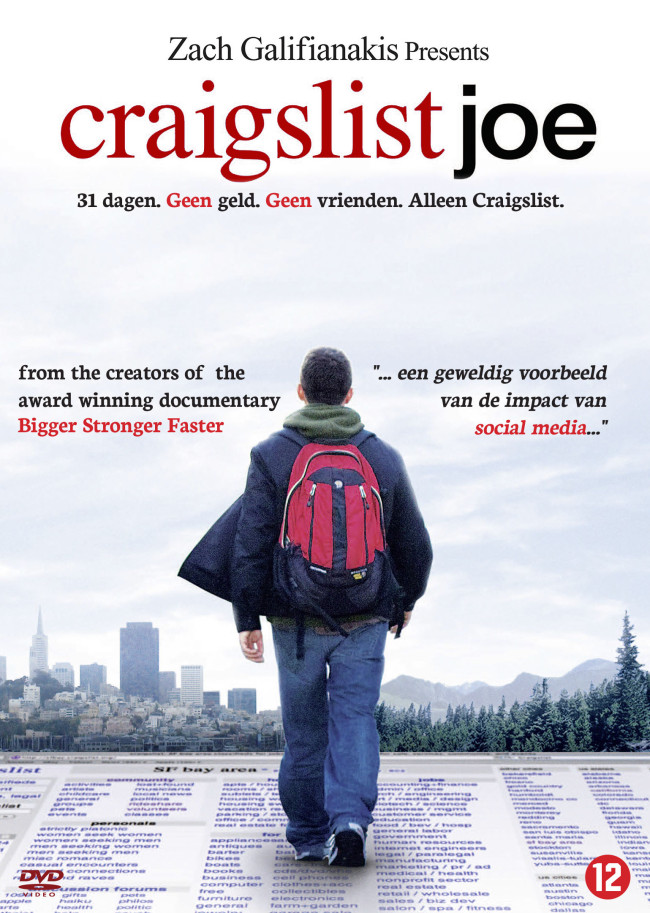 Craiglist Joe - DVD