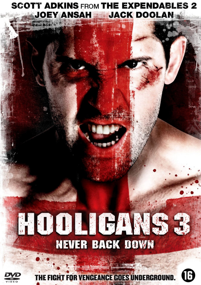 Greenstreet Hooligans 3 - DVD - 2D