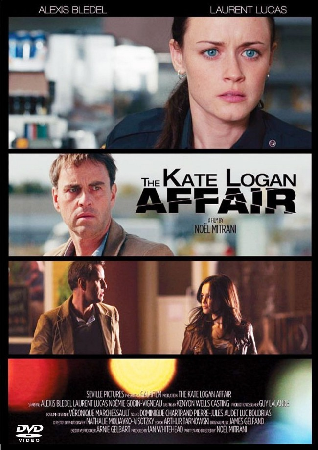 The Kate Logan Affair DVD