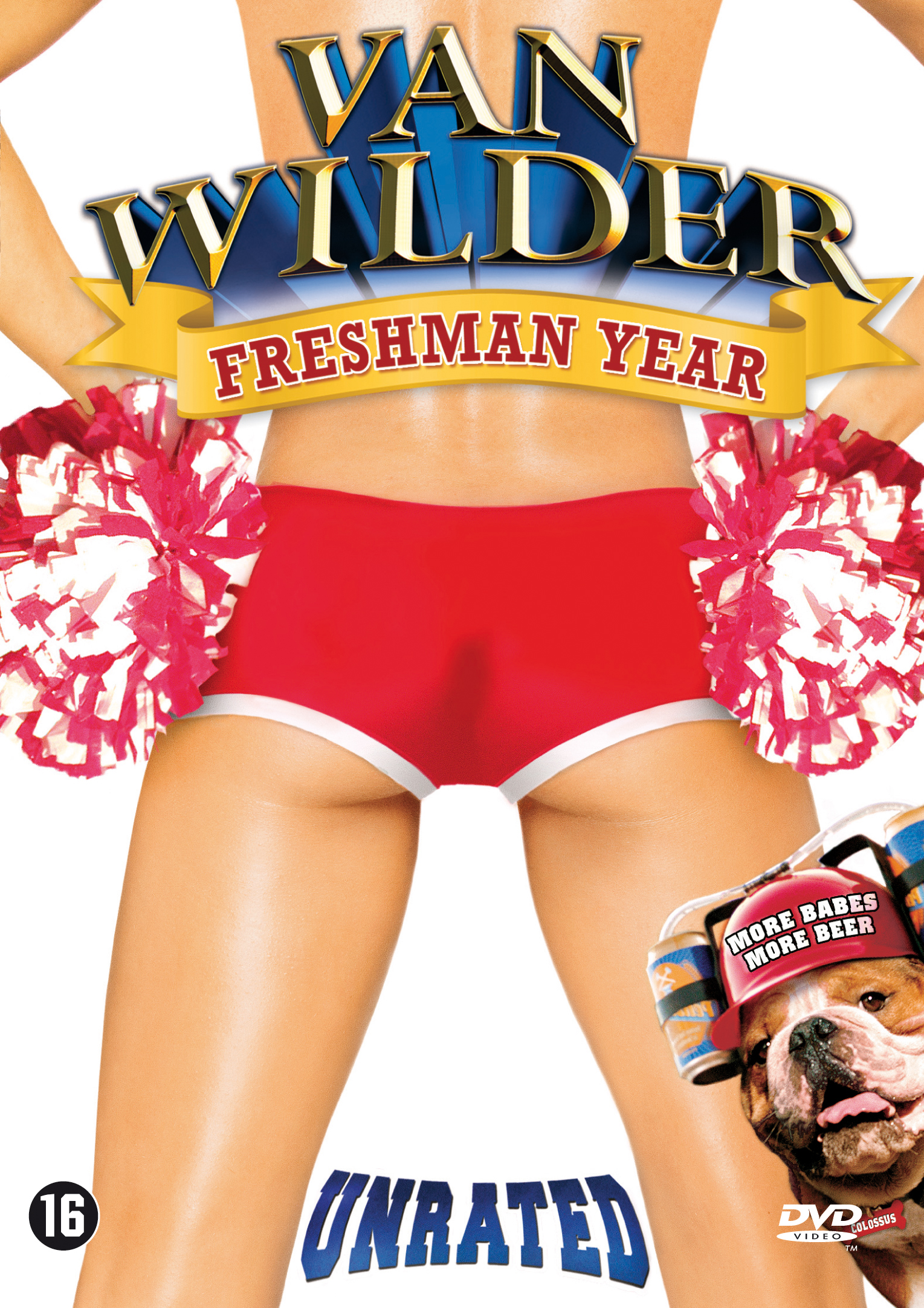 Van Wilder Freshman Year 171 European Film Partners